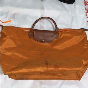 Long champ purse